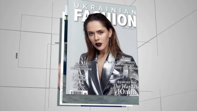 Ukrainian Fashion magazine Autumn`2018 #2/10